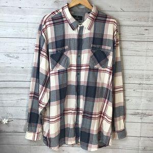 Buffalo David Bitton Plaid Shirt 2XL