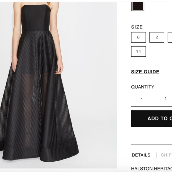 bc25d62da88b Halston Heritage Dresses | 745 Tax Mesh Black Gown | Poshmark