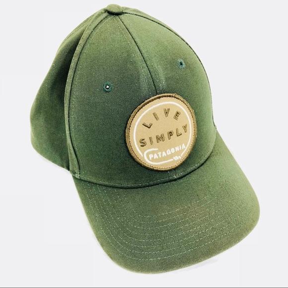 Patagonia Live Simply Green Cap. M 5a24593b78b31cfcd408caa9 89297408435