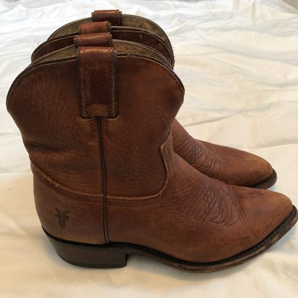 d0759e240fc Frye Billy cowboy boot