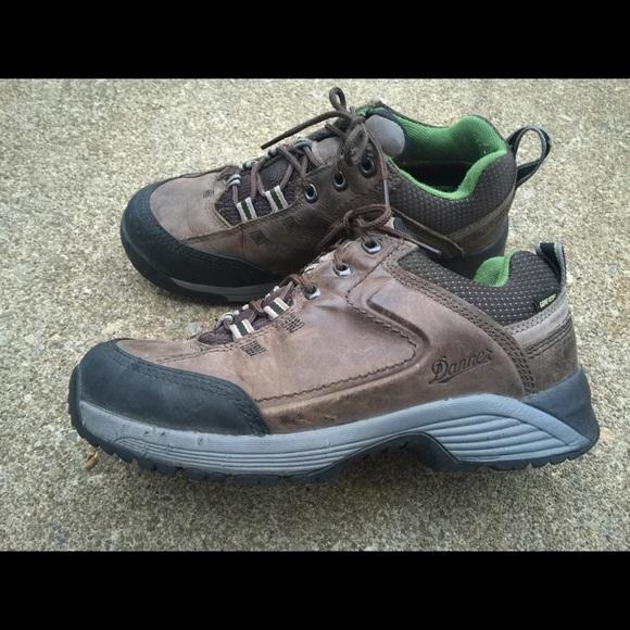 Danner Other - Men's Danner Gore-Tex Brown Leather Hikers 7.5M