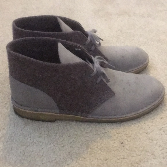 new collection on feet images of hot new products Clark's Originals Men's Suede Desert Boot Size 10