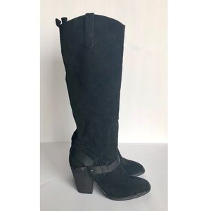 Dolce Vita Hawthorne Suede Knee High Boots