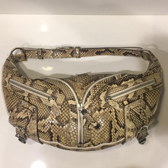 fbded715704e Versace Python Handbag ❤ 🐍👜. M 5a245fad2fd0b7796108d4a0