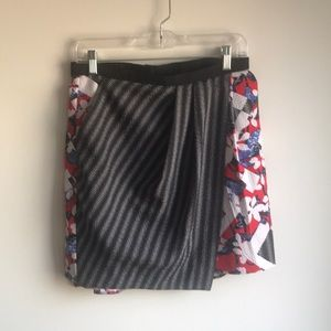 Peter Pilotto for Target Mini Skirt (Size 8)