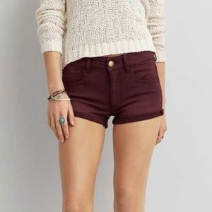 American Eagle Outfitters Shorts - American Eagle Hi-Rise Shorts