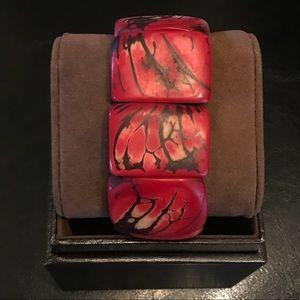 Jewelry - Handmade seed bracelet