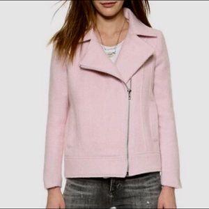 Women's Blush Wool Coat on Poshmark