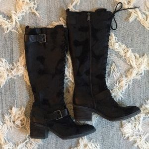 Donal J Pliner Boots! Only worn once!