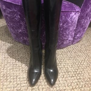 Via spiga tall boots with heels