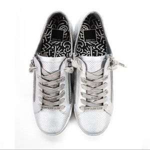 Dolce Vita Zombie Silver Leather