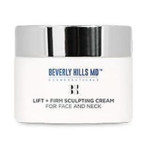 beverly hills face cream