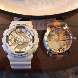 G-Shock & Tommy Bahama Watch