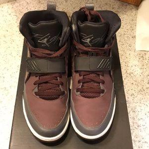 97d062262746 Jordan Shoes - Nike Jordan Flight 97 Deep Burgundy High Tops