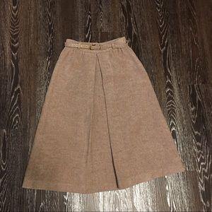 Dresses & Skirts - Vintage wool skirt