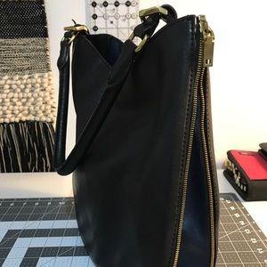 *SALE* J. Crew Leather Hobo Bag