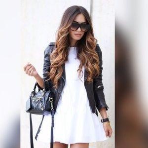 NWT Authentic Balenciaga Black Horn Sunglasses