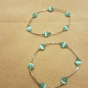 Jewelry - Cat's eye bracelet