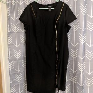 Ashletly Stewart zipper dress
