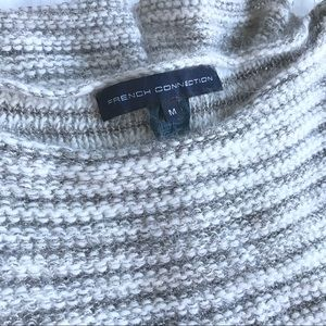 French Connection Sweaters - [French Connection] Bell-Sleeve Soft Fuzzy Sweater