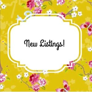 Other - NEW LISTINGS!!!👗👠👚👕👜