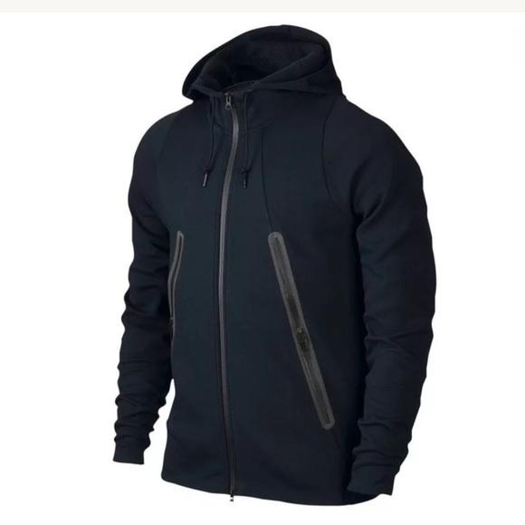 679652180f41 Jordan Men s Tech Lite Full-Zip Fleece Hoodie