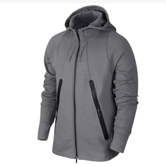 Jordan Mens Tech Lite Fullzip Fleece