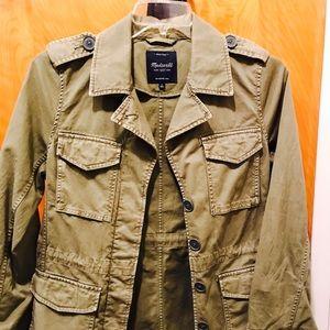 Madewell Field Jacket, size Small