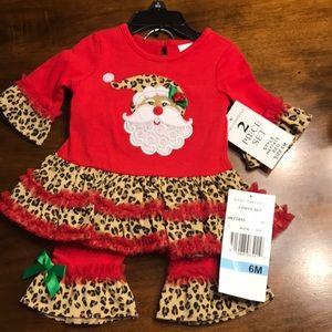 🤶🏻 Sale!! Matching Santa set