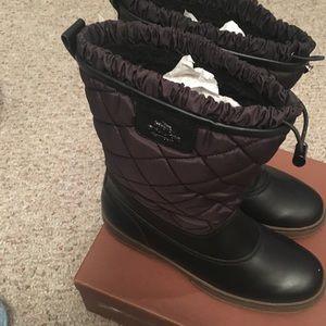 ❤️CLOSET SALE (Boots New Coach( Samara) Boots