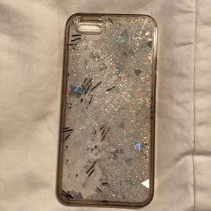 Urban outfitters snowglobe phone case iPhone 6