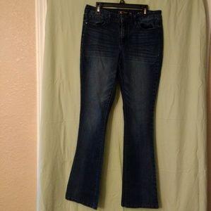 Kardashian jeans