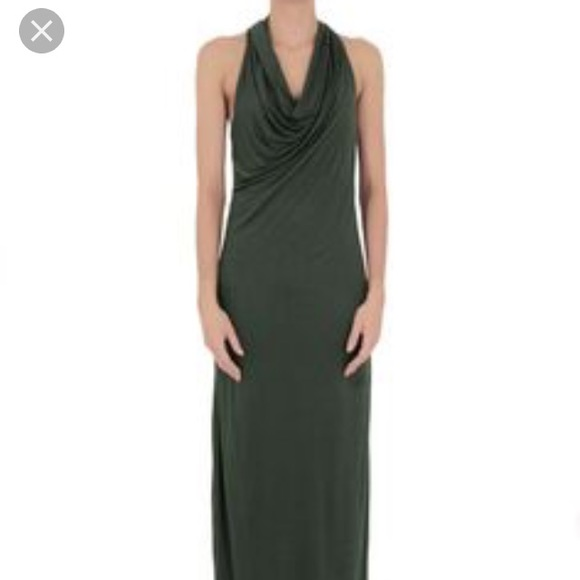 85% off Helmut Lang Dresses Jersey Knit Maxi Dress | Poshmark