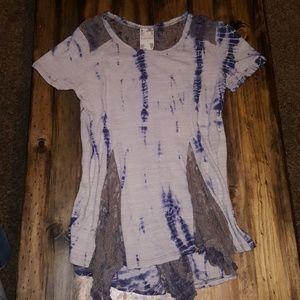 Blu Pepper tunic