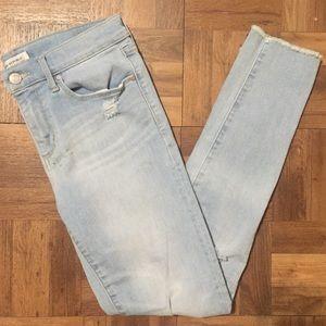 BANANA REPUBLIC Skinny Ankle Jeans Size 28