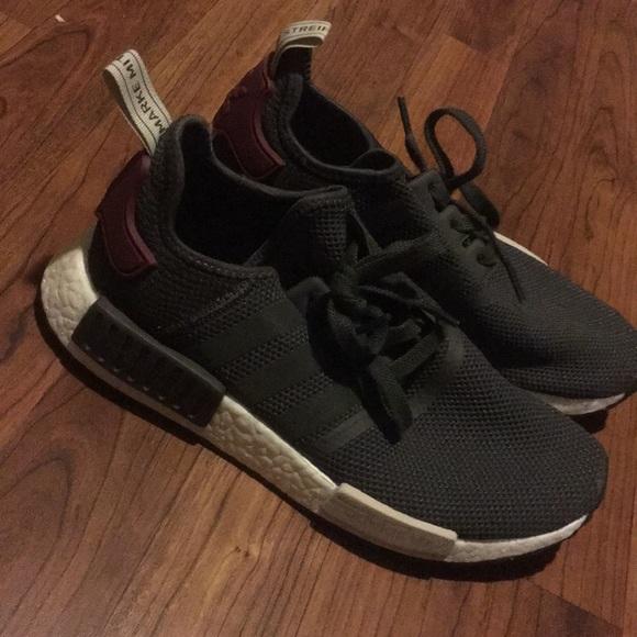 adidas scarpe nuove di zecca nmdr1 utilità grey poshmark