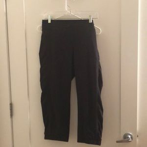 Athleta Aspire ankle pants. Size 10
