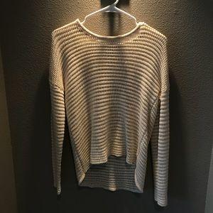 Cream Volcom Sweater