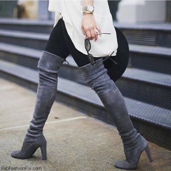 6a0b0d71e4c Catherine Malandrino Shoes - Catherine Malandrino Sorcha Over the Knee Boots
