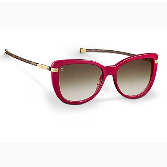 6c8bf309e6ad Louis Vuitton Accessories - Louis Vuitton Charlotte Sunglasses Authentic! 🍒