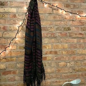 Collection Eighteen Accessories - Oversized Boho Scarf