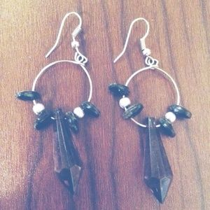Beautiful Crystal Earrings Free With $10 purchase!