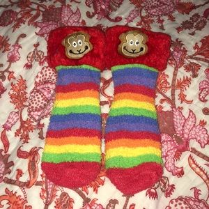 Accessories - Monkey Socks