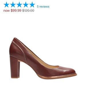 fe8f3e3e052 Clarks Shoes - SALE! Clarks Ellis Edith heels (current style)