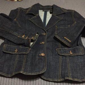 New DKNY Jeans jacket