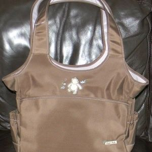 Classic Pooh Diaper Bag