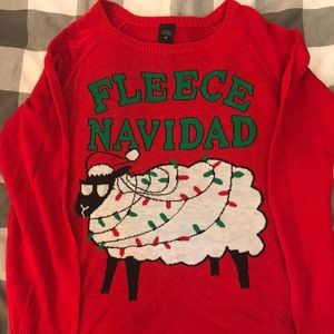 Sweaters - Perfect holiday ugly sweater! EUC!