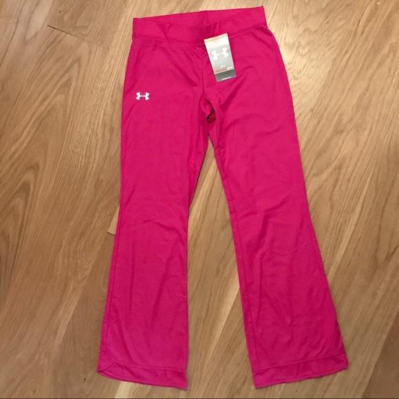 0cfdc49ca54e6 Under Armour Bottoms | Girls Ua Yoga Pants Size L Large | Poshmark