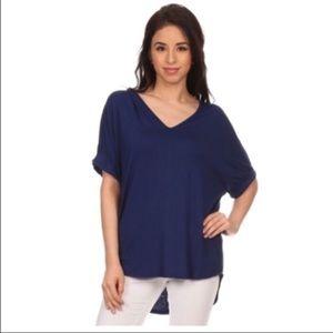 Beautiful blue t shirt ❤️