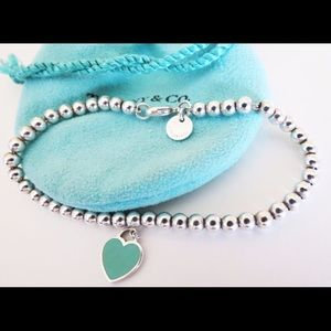 Tiffany & Co. Jewelry - Tiffany and Co. RETURN TO TIFFANY® BEAD BRACELET